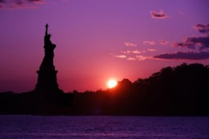statue-de-la-liberte  purple liberty!!